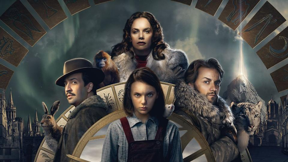 'His Dark Materials' was a hit for the BBC last year. (Credit: BBC)