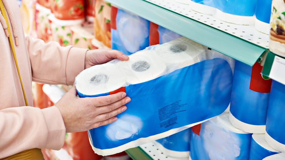 Yes, toilet paper is still available online