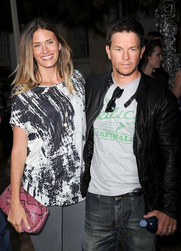 """Mark Wahlberg and his wife Rhea Durham became the proud parents of a baby girl, Grace Margaret, on January 11. The youngest member of the Wahlberg clan joined older siblings Brendan Joseph, Michael, and Ella Rae. How many kids are the couple planning on having? """"My wife is allowed to pick the magic number … as many as she wants to have,"""" Mark has said. Jason Merritt/<a href=""""http://www.gettyimages.com/"""" target=""""new"""">GettyImages.com</a> - June 16, 2010"""