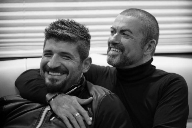 George Michael 'leaves former partners Fadi Fawaz and Kenny Goss out of £98 million will'