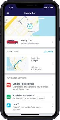 The Automatic app gives drivers access to a suite of important safety and convenience features, including vehicle location monitoring, roadside assistance and smart home integrations.