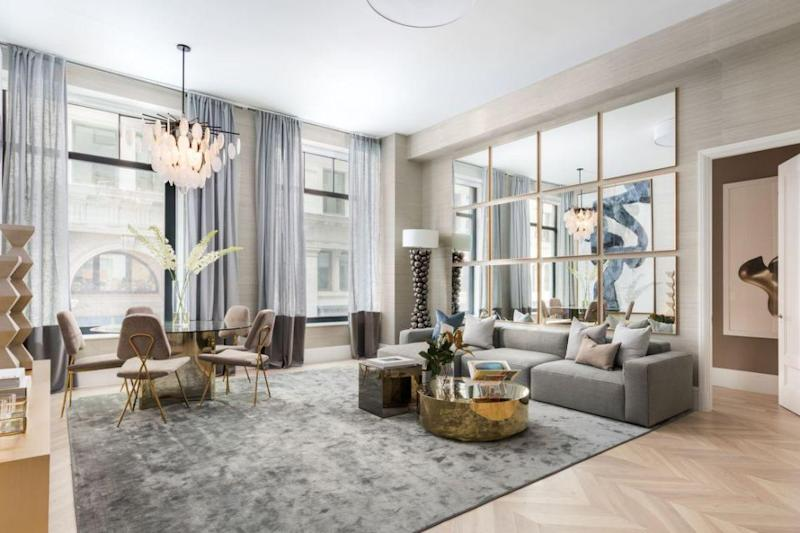 This is the first project and renovation job Fredrik and Bethenny worked on which was shown on their series Bethenny and Fredrik. Source: Evan Joseph/Douglas Elliman