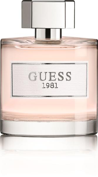 """GUESS 1981"" by Guess Parfums"