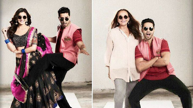Sorry Alia Bhatt, But Your Mom Is Way Cooler: Varun Dhawan