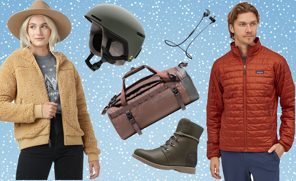 Stay warm with The North Face and Patagonia gear for up to 50% off at Backcountry's Winter Yard Sale