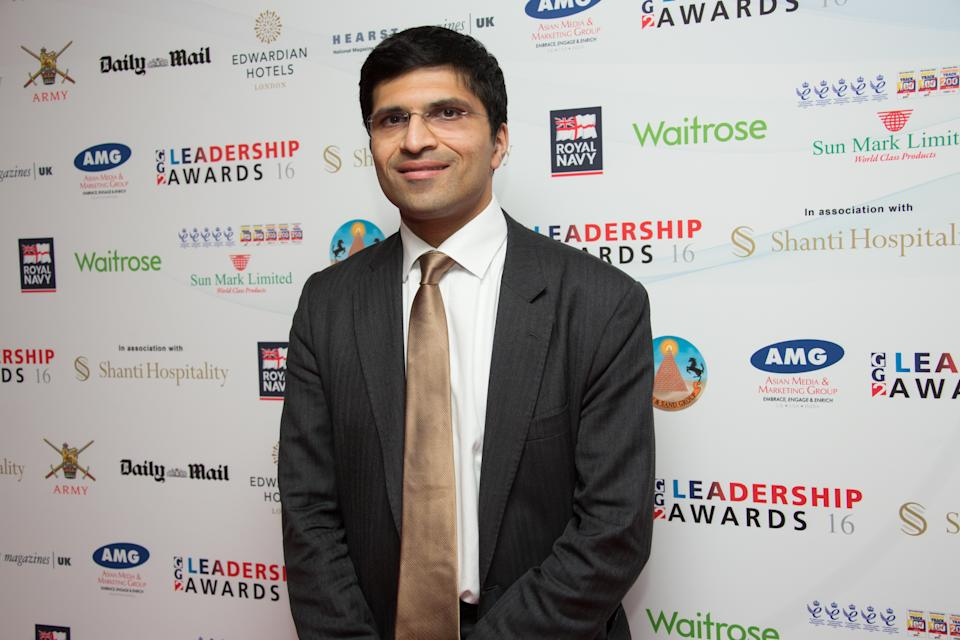Nikhil Rathi (CEO of the London Stock Exchange)