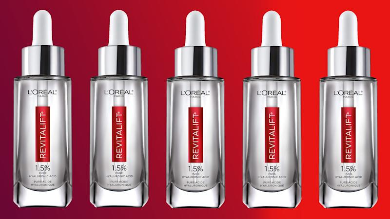 L'Oréal Paris's New Hyaluronic Acid Serum Is Sold Every 60 Seconds