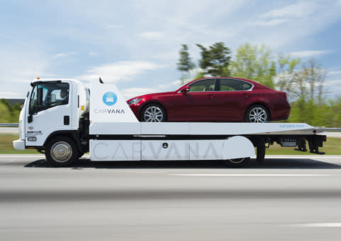 Carvana Deepens Tennessee Ties with Three Additional Markets