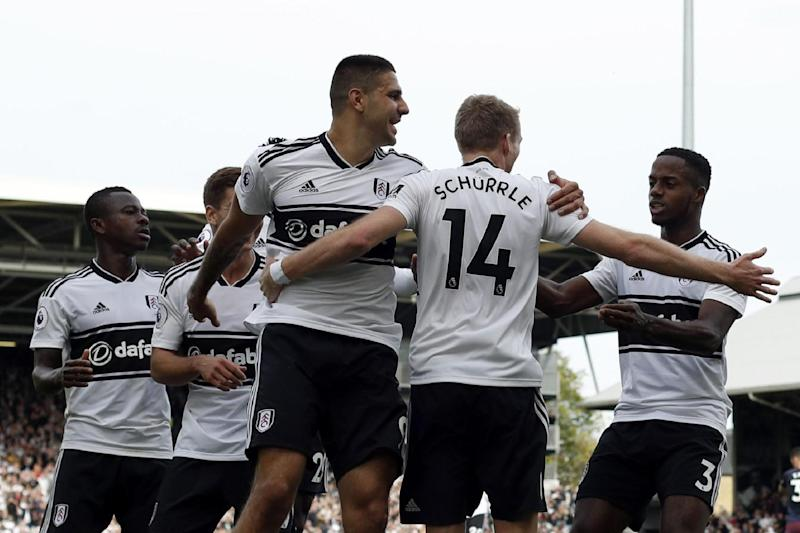 Fulham looking for just their second win of the season: AFP/Getty Images