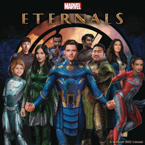 'Eternals' is to be released in China this November.