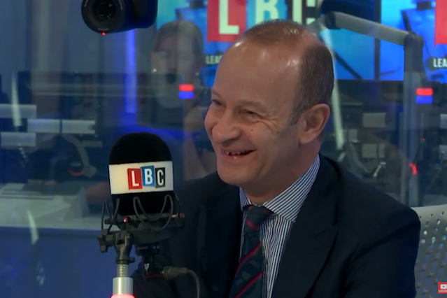 Ousted Ukip leader Henry Bolton admits he 'fibbed' about breaking up with Jo Marney