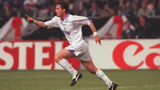 Predrag Mijatovic Real Madrid Juventus 1998 Champions League final