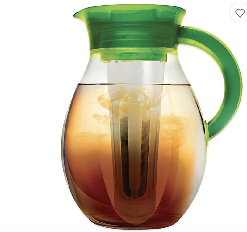 Primula The Big 1-Gallon Iced Tea & Cold Coffee Brewer. PHOTO: Bed Bath and Beyond