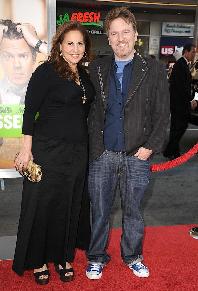 """<a href=""""http://movies.yahoo.com/movie/contributor/1800192949"""">Kathy Najimy</a> and guest at the Los Angeles premiere of <a href=""""http://movies.yahoo.com/movie/1810161382/info"""">Horrible Bosses</a> on June 30, 2011.  <a href=""""http://movies.yahoo.com/""""> See more on Yahoo! Movies </a>  <a href=""""http://movies.yahoo.com/showtimes-tickets/""""> Find Showtimes & Tickets </a>"""