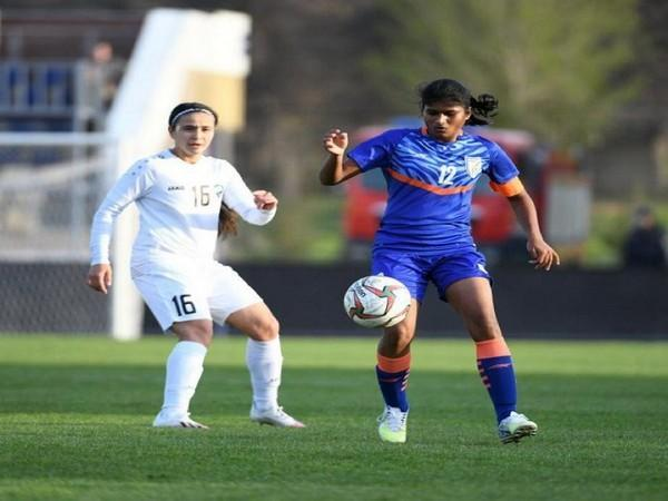 Uzbekistan beat India 1-0 in the first friendly (Image: AIFF)