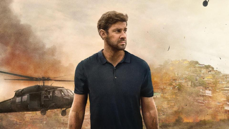<p> John Krasinski plays the latest version of Jack Ryan, portraying the CIA Officer with enough grit that it will make you completely forget that Krasinski was, in fact, once Jim from The Office. Season 1 was a huge hit, while the second brought Wendell Pierce (The Wire), Noomi Rapace (Prometheus) and Michael Kelly (House of Cards) on board. This is a globe-trotting action adventure that&apos;s well worth a watch. </p>