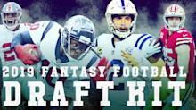 Fantasy Football Draft Kit: 2019 rankings, sleepers and everything you'll need to get ready