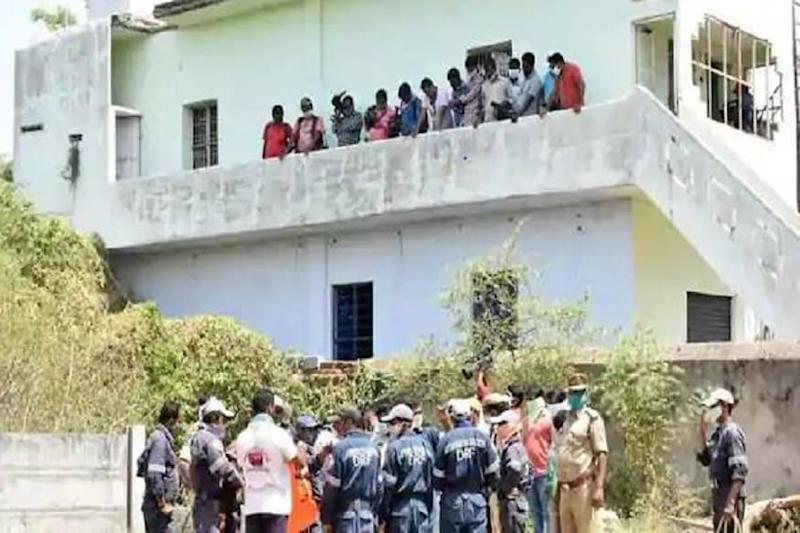 T'gana Police Crack Mystery Behind 9 Bodies Found in Well; Accused Committed Crime over Love Affair