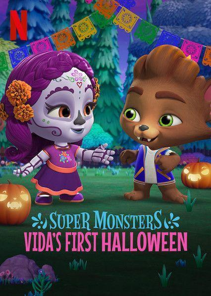 "<p>The Super Monsters are celebrating Halloween with Vida, and get invited to a Dia de Los Muertos party. </p><p><a class=""link rapid-noclick-resp"" href=""https://www.netflix.com/watch/81021243"" rel=""nofollow noopener"" target=""_blank"" data-ylk=""slk:WATCH NOW"">WATCH NOW</a></p>"