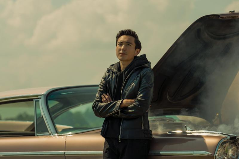Ben is alive and very different in The Sparrow Academy (Netflix)
