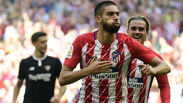 <p><strong>Mexico (10th November), Japan (14th November)</strong></p> <br><p>One of Atletico's best performers in recent games, Yannick Carrasco has again been called up to the Belgium side, where he has cemented himself in the squad over the last year or two. </p> <br><p>The winger will play in friendlies with his compatriots against Mexico, as well as hosting Japan next week. </p> <br><p>Carrasco has five goals in 21 appearances for Belgium and will be looking to add to that total over the next week or so.</p>