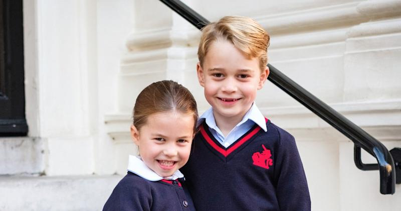 Are Prince George and Princess Charlotte Making Their Royal Christmas Walk Debut This Year?
