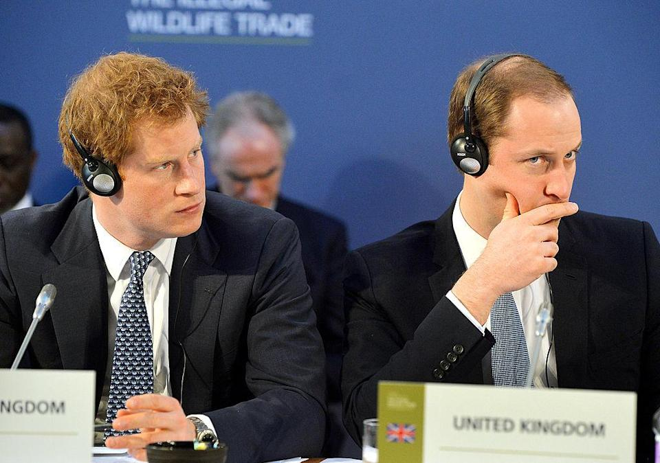 <p>Royals can't run for office or get involved in politics — this is to prevent them from swaying public opinion. (Photos: Getty Images) </p>