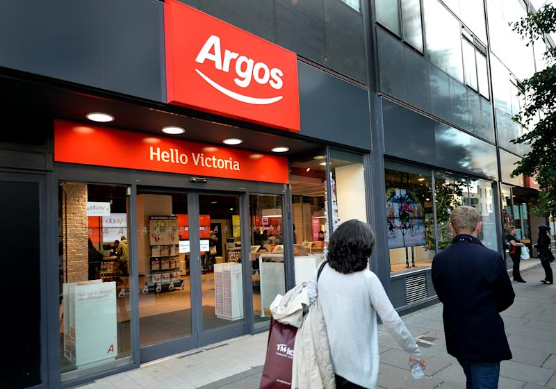 Retailer Argos failed to pay £1.4m of NMW