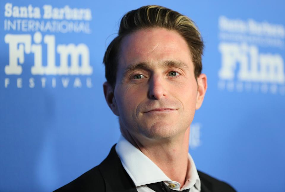 Cameron Douglas attends the 14th Annual Santa Barbara International Film Festival Honors Martin Scorsese With Kirk Douglas Award For Excellence In Film at The Ritz-Carlton Bacara on November 14, 2019 in Santa Barbara, California. (Photo by JB Lacroix/Getty Images)