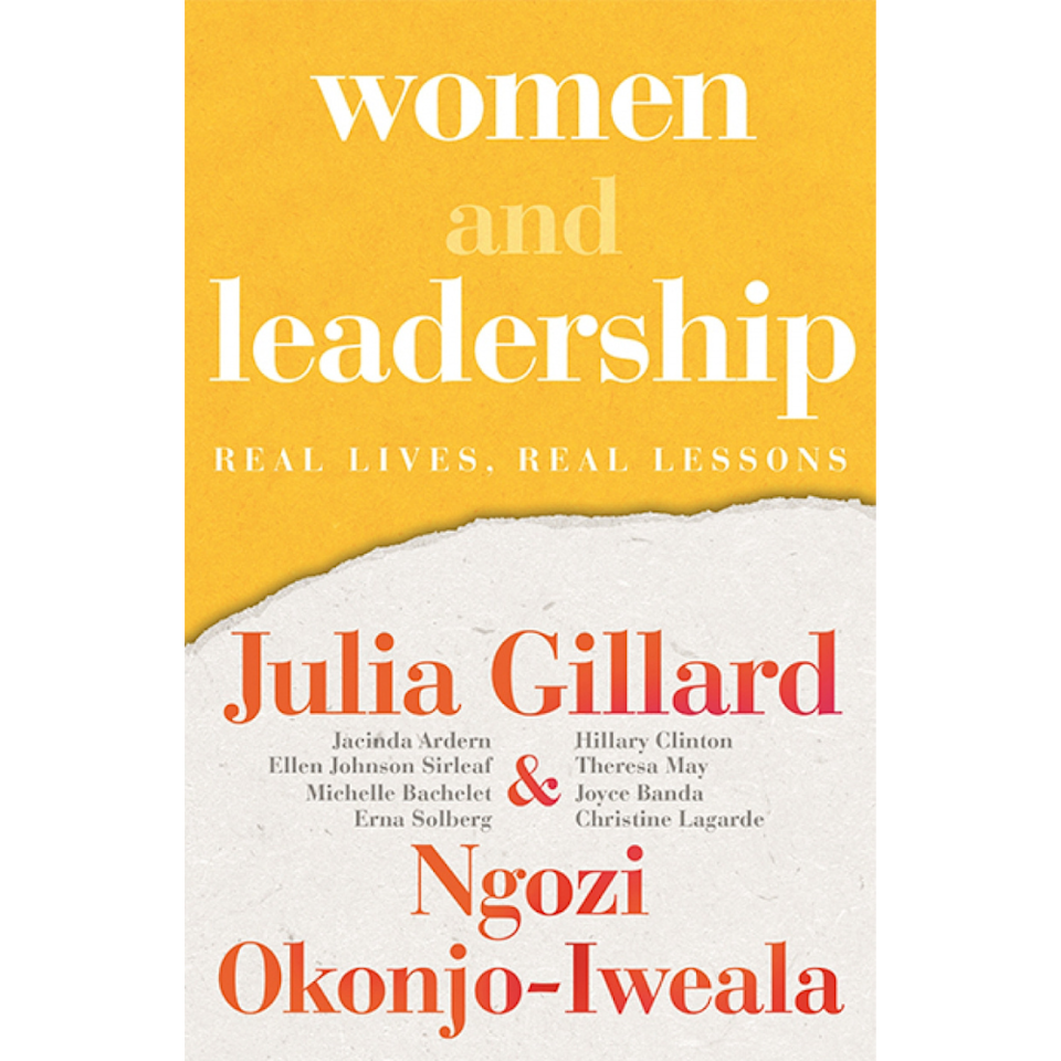 The book cover of women and leadership: real lives, real lessons