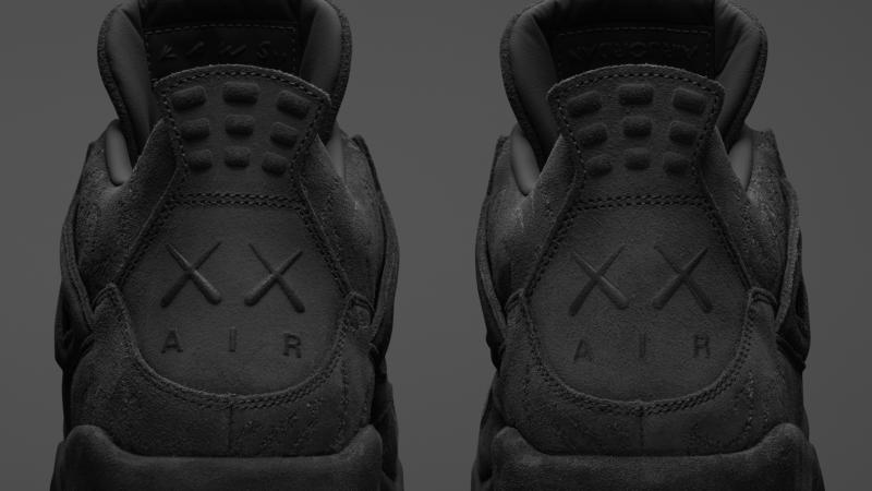 613163f7a60f This Rare Kaws x Air Jordan Sneaker Is Expected to Come Out on Cyber Monday