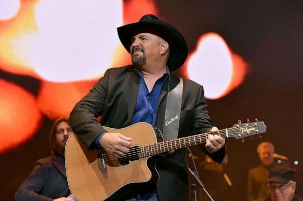 PHOTO: Garth Brooks performs onstage for Loretta Lynn: An All-Star Birthday Celebration concert at Bridgestone Arena, April 1, 2019, in Nashville, Tennessee. (John Shearer/Getty Images, FILE)