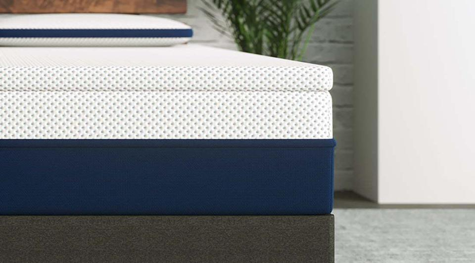 """<h3>Amerisleep Lift Mattress Topper</h3><br><strong>Best For:</strong> <strong>High-Tech Sleep</strong><br>Designed with Bio-Pur and Affinity materials that provide a cooling sleep-feel, HIVE technology that promotes total-body pressure relief, and a Micro-Grip base layer that prevents slippage, this total-package topper has more than earned its tip-top reviewer rating.<br><br><strong>The Hype: 4.7 out of 5 stars</strong><br><br><strong>Sleepers Say:</strong> """"I am happy with my mattress topper and my entire experience with Amerisleep. Sounds kind of weird but when I woke up from sleeping on my topper the first night, my husband asked how I felt. I said like butter melting on a pile of warm mashed potatoes. I just melted right in and slept all night long. Prompt delivery. Very well protected merchandise. Amerisleep did what they said and said what they did. I cannot recall ever working with such a considerate team of people. Professional, accurate, friendly, and outstanding products."""" <em>– Kimi, Amerisleep Reviewer</em><br><br><em>Shop </em><strong><em><a href=""""https://amerisleep.com/bedding/lift-mattress-topper/"""" rel=""""nofollow noopener"""" target=""""_blank"""" data-ylk=""""slk:Amerisleep"""" class=""""link rapid-noclick-resp"""">Amerisleep</a></em></strong><em><br></em><br><br><strong>Amerisleep</strong> Lift by Amerisleep™ Mattress Topper, $, available at <a href=""""https://go.skimresources.com/?id=30283X879131&url=https%3A%2F%2Famerisleep.com%2Fbedding%2Flift-mattress-topper%2F"""" rel=""""nofollow noopener"""" target=""""_blank"""" data-ylk=""""slk:Amerisleep"""" class=""""link rapid-noclick-resp"""">Amerisleep</a>"""