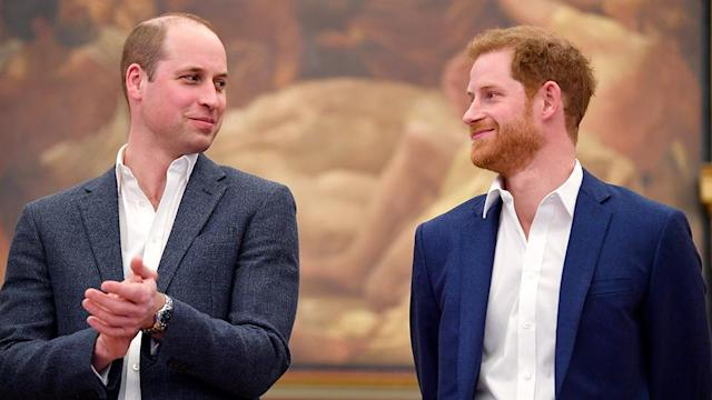 A source has revealed that Prince William is very concerned for Prince Harry's safety in LA. Photo: Getty