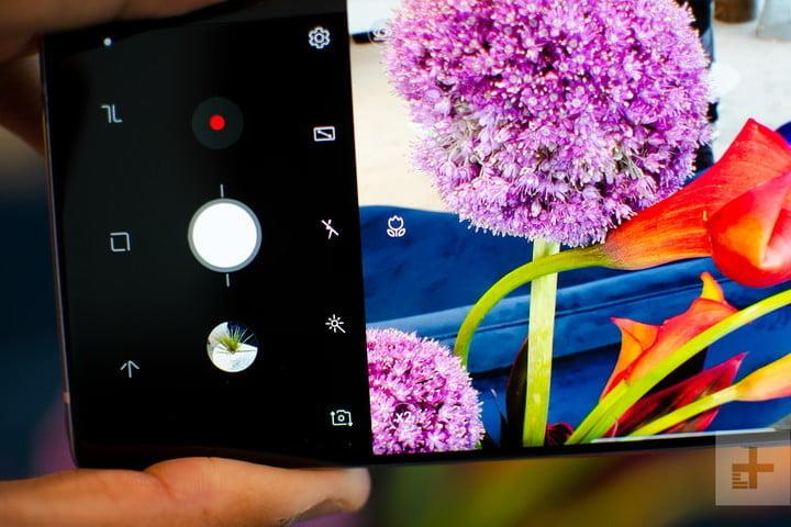 galaxy note 9 s9 plus hands on camera app close 720x720