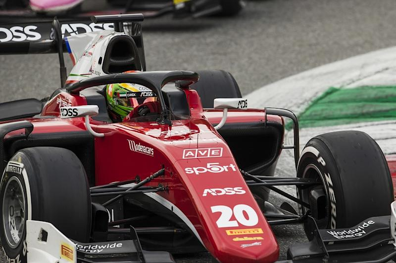 F2 racer Deletraz gets first F1 test with Haas