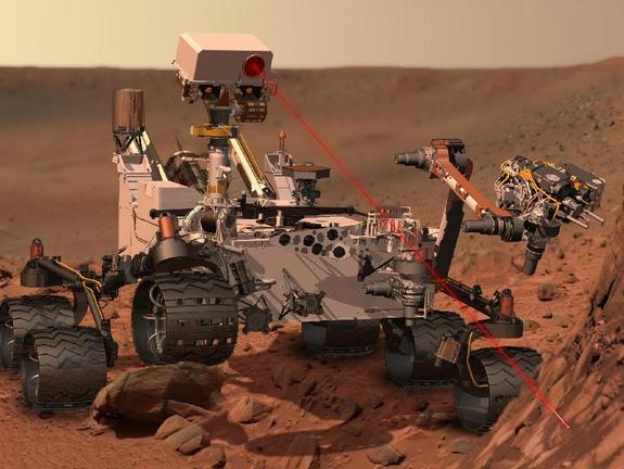 NASA's Newest Mars Rover Is Biggest and Best Yet