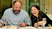 <p> After being introduced at a party, masseuse divorcee Eva (Julia Louis Dreyfus) begins dating Albert (James Gandolfini). Even in the early stages, their relationship holds promise. That is until Eva realises her latest client Marianne (Catherine Keener), an enigmatic poet journeying through her own divorce, is Albert's ex-wife. Bit awkward, that. </p> <p> Thank goodness, another smart, witty romantic comedy revolving around people over the age of forty. It works so well thanks to the chemistry between Dreyfus and Gandolfini. </p>