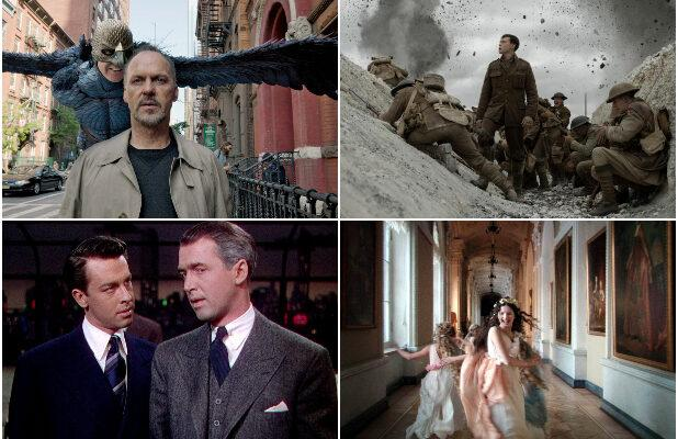 '1917' and 12 Other 'One-Shot' Movies, From 'Timecode' to 'Birdman' (Photos)