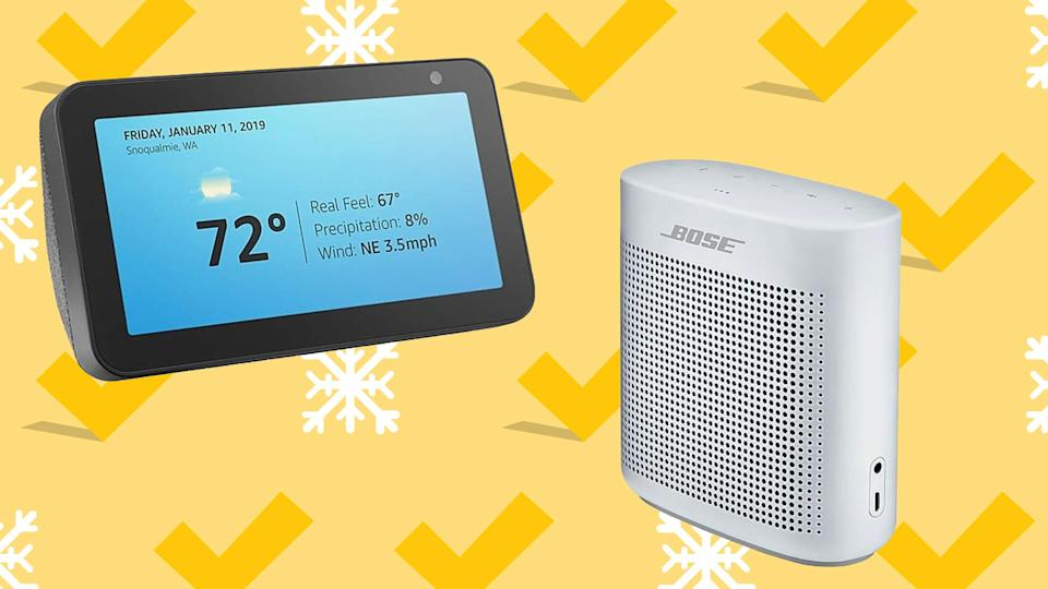 Amazon devices and Bose speakers are part of Staples' 7 Days of Deals Black Friday event.