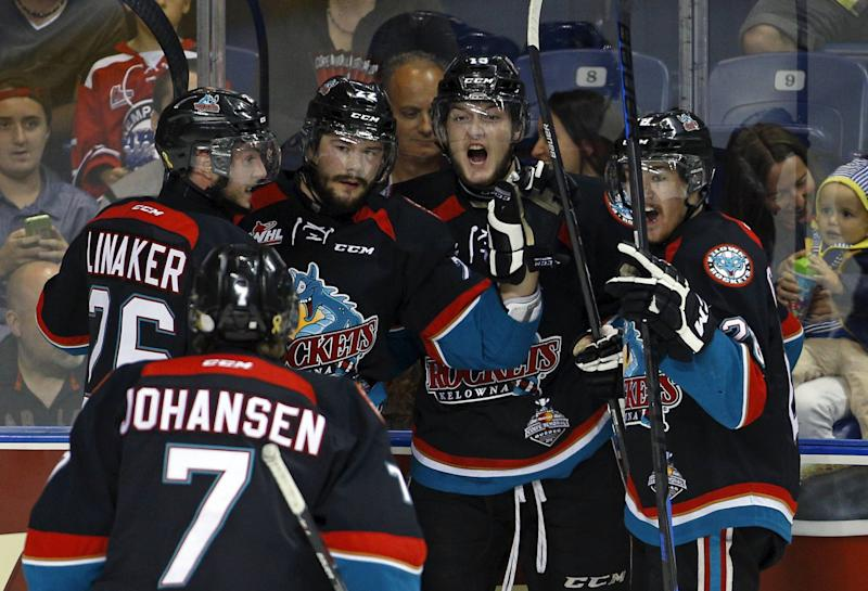 Rockets Off To Memorial Cup Final With Rout Of Exhausted Remparts