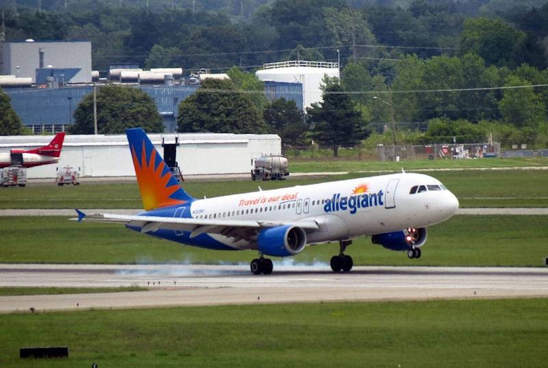 The Reinvention of Allegiant Air