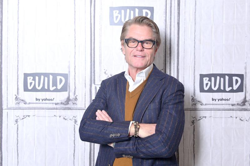"Harry Hamlin says his had a strange audition for ""Raiders of the Los Ark."" (Photo: Michael Loccisano/Getty Images)"
