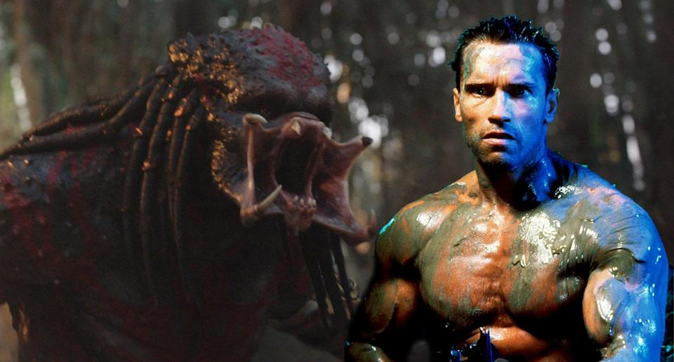 Arnie gave <em>The Predator</em> his seal of approval, but decided not to make a cameo. (20th Century Fox/Moviestore Collection/REX/Shutterstock)