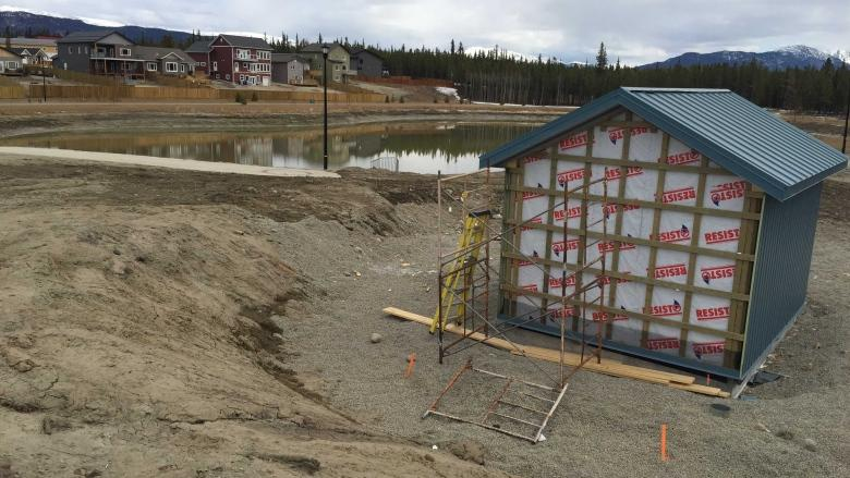 Whitehorse contractor fired off Whistle Bend pond repair project