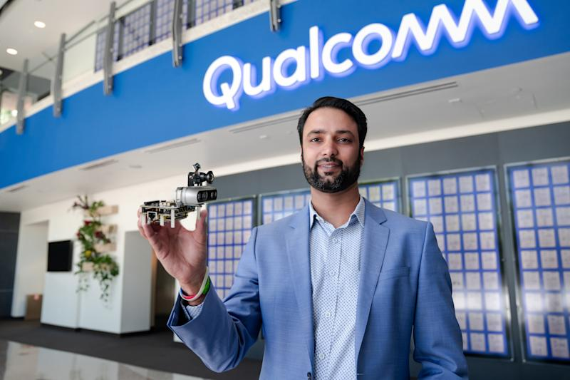 dev-singh-head-and-gm-of-robotics-with-qualcomm-robotics-rb5-development-kit
