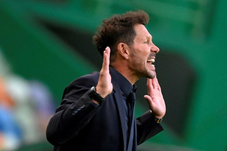 Simeone tests positive for Covid-19, Atletico confirm