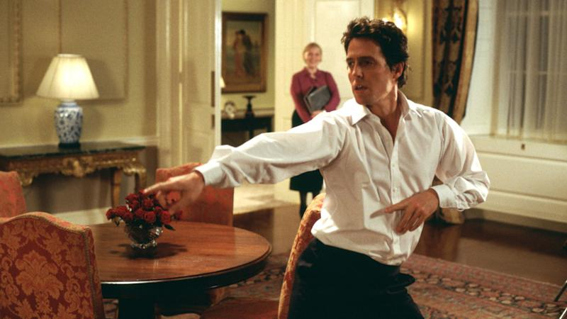 Hugh Grant Actually Hates This Famous Love Actually Scene