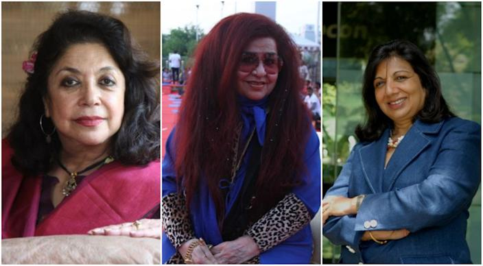 One-woman army: Meet 5 Entrepreneurs Who Built Business Empires from Scratch, Making India Proud
