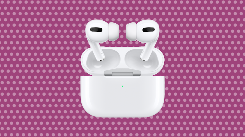 You can scoop up the Apple AirPods Pro for $50 off. (Photo: Amazon)